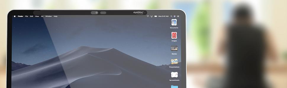 Eyebloc MacBook