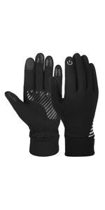 VBG VBIGER Winter Gloves Touch Screen Driving Gloves Anti ...