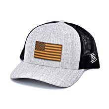 curved trucker snapback hat