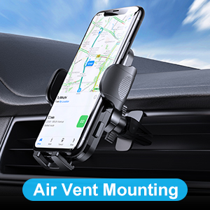 Air Vent Mounting