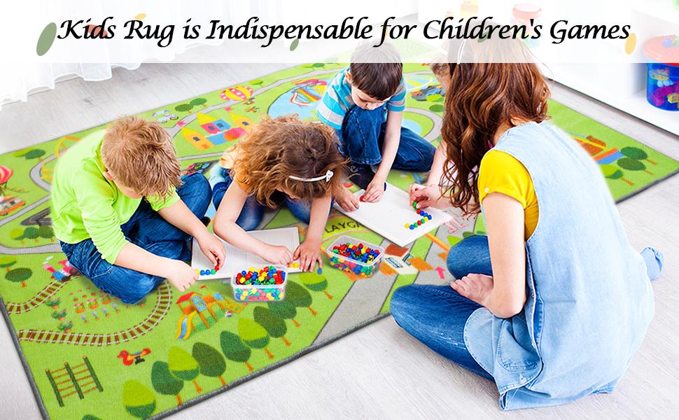 playmat for boy girl