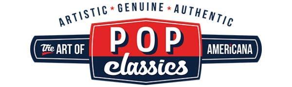 Pop Classics Logo
