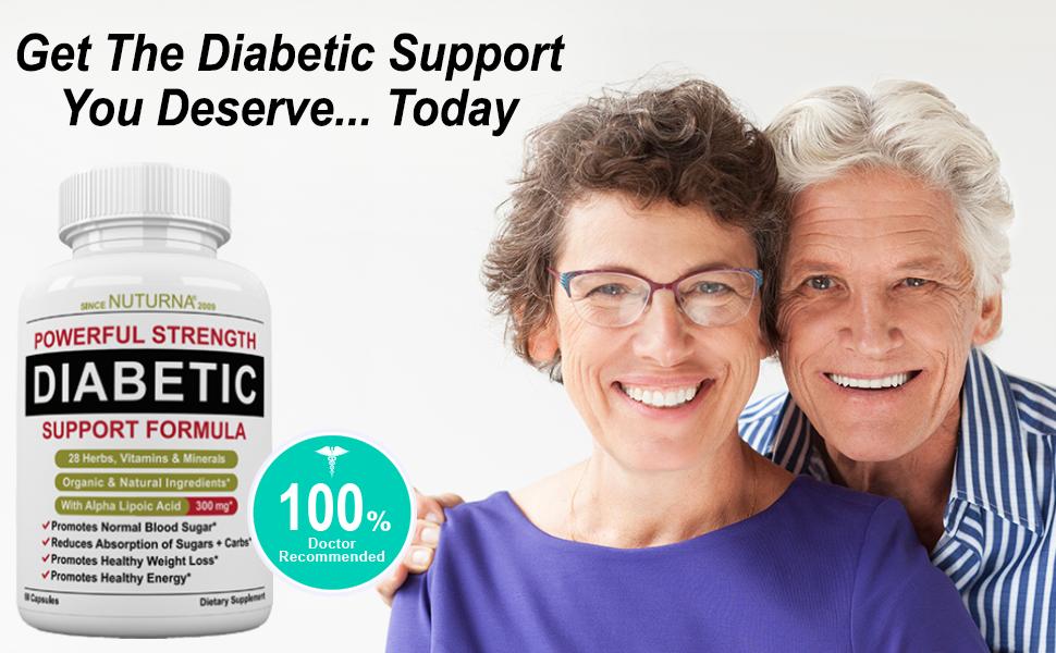 best diabetic support