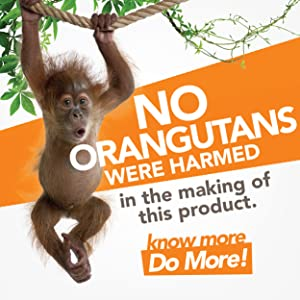 No orangutans were harmed