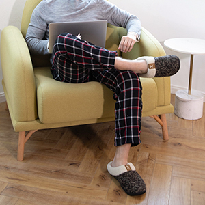 ULTRAIDEAS Cozy Memory Foam Slippers – Refreshing Your Daily Life!