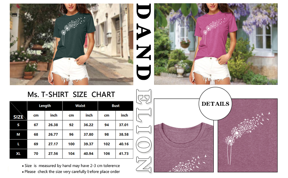 flower graphic tees