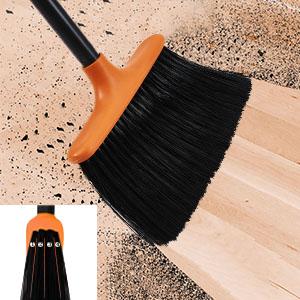 dustpan broom set lobby broom and dustpan combo upright dustpan set