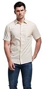men summer shirts,beach shirts for men,regular fit shirts,classic linen shirts,button shirts for men