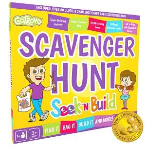 Treasure Hunt Game Scavenger Hunt Game for kids age 4-8