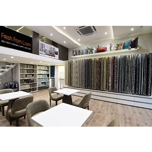 Fresh From Loom Artificial Grass Runner Carpet for Bedroom Kitchen and Living Room