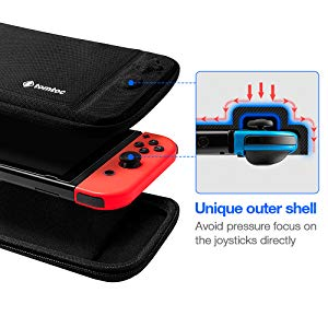 tomtoc Slim Case for Nintendo Switch