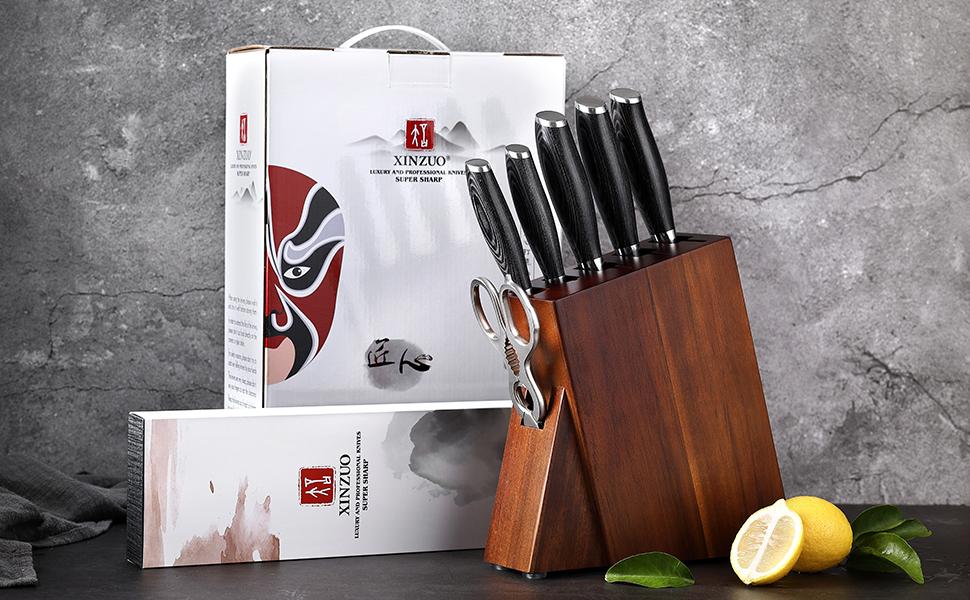 Nous innovons et améliorons sans cesse la qualité de chacun nos couteaux de cuisine.
