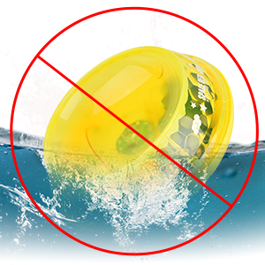 Do not immerse the base in water, otherwise the product will be damaged!