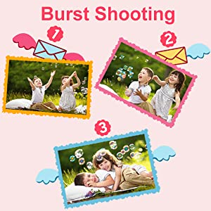 Burst Shooting