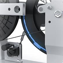 magnetic resistance elliptical