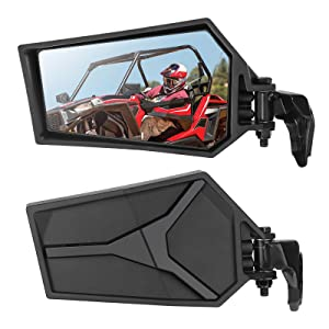 kemimoto RZR Folding Side View Mirrors