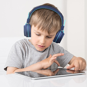 headphones for kids kids headphones bluetooth headphones wireless headphones for kids tablet travel