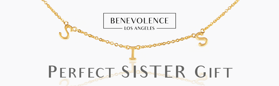 sister internation day gift for sisters 2 3 dainty necklace sister forever perfect gift for sibling