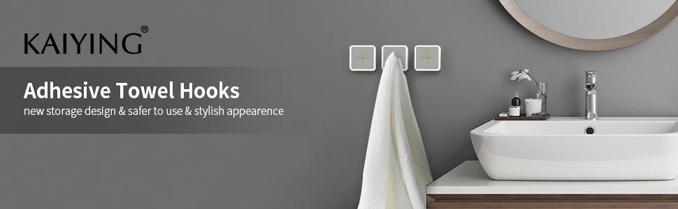 KAIYING Multifunctional Kitchen Towel Hooks