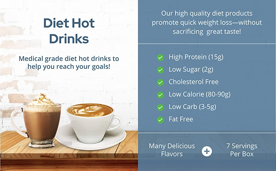 Weight loss bars hot drinks healthy nutrition lifestyle protein crunch variety energy chips entree