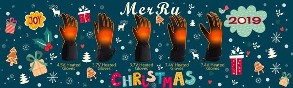 men women heated gloves battery powered heat gloves kit climbing hiking hunting hand warmer