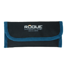 Rogue Flash Gels fabric pouch