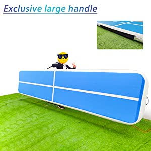 large handle