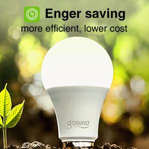 Energy saving led bulbs