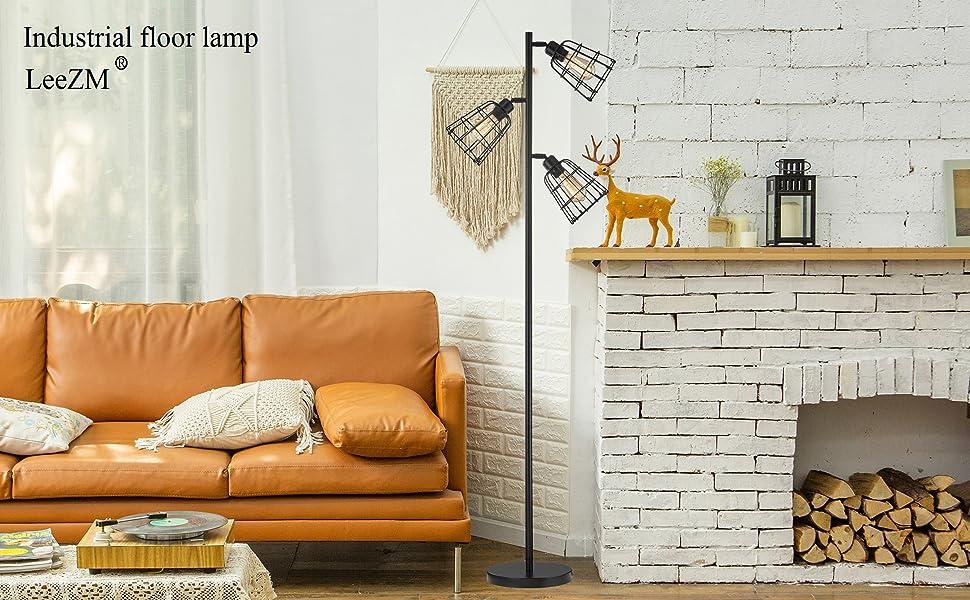 Modern Floor Lamps For Living Room, Bedrooms, Office