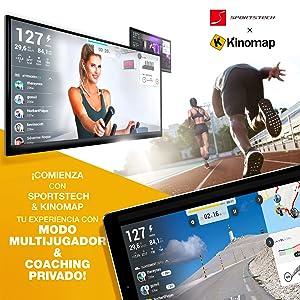 Applicacion Kinomap