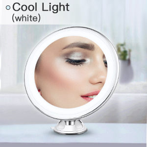 cool light makeup mirror
