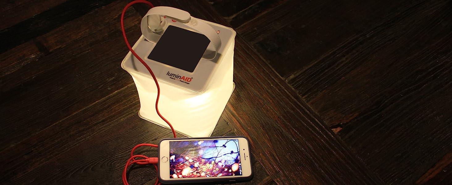 Indoor Solar Lantern