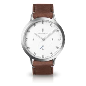 LILIENTHAL BERLIN, MEN'S WATCHES, MEN'S WATCH, SILVER WATCH, SWISS WATCH, DRESS WATCH, QUALITY WATCH