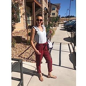 women pants for work