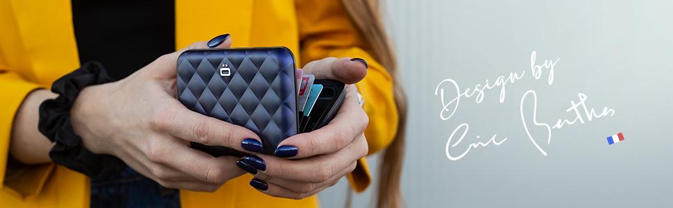 cartera mujer, tarjetero mujeres, cartera gran formato, cartera practica, proteccion RFID
