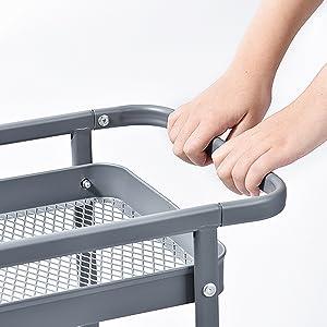 Ergonomic Push Handle