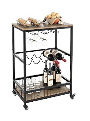 Bar Carts for Home