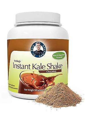 Kale Shale with Powder