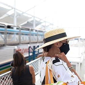 travel flight movement mask