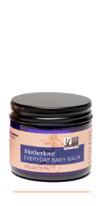 everyday baby balm, salve, cream, herbal