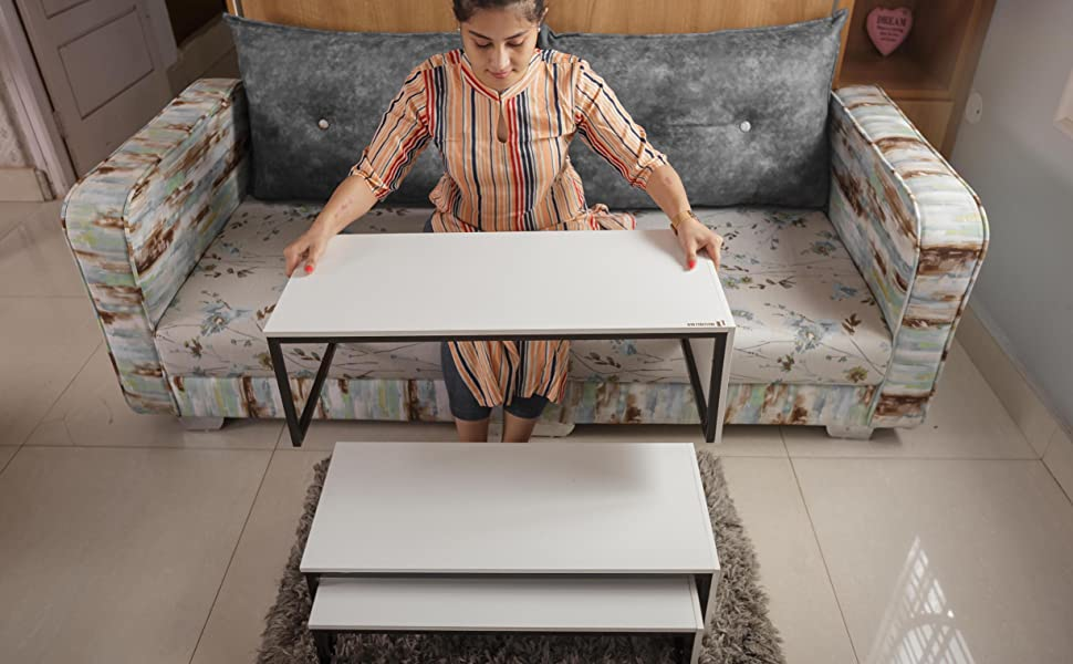 Nested Table White