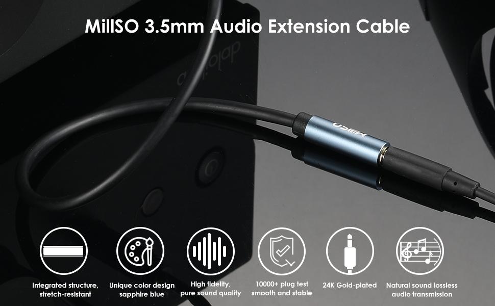 audio jack extension