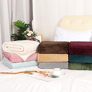 Flannel Fleece Throw Blanket