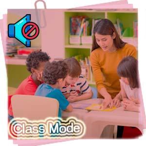 class mode