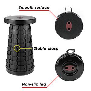 Portable Telescoping Stool