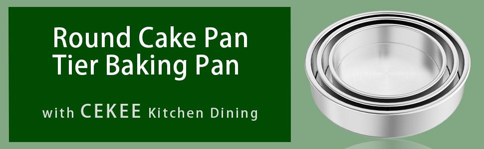 CEKEE CAKE PANS