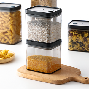 Food Storage Containers with Lids Airtight