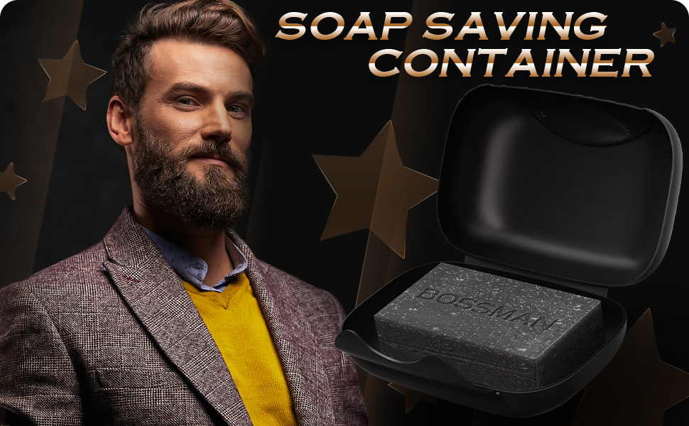 Travel Soap Caddy