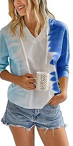 Girls Contrast Color Crop Autumn Sweatshirt