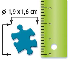 Größe der Puzzleteile: